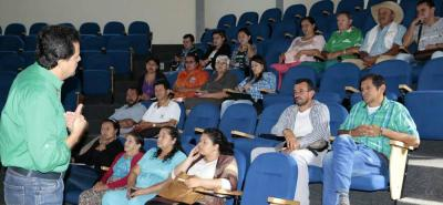 De manera anticipada se socializó las actividades que durante hoy y mañana se desarrollarán en el marco de la cuarta versión de Expedición Santander que se concentrará en Vélez.