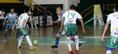 Deportivo Taz Santander continúa con paso firme en la Copa Profesional de Microfútbol, donde ya avanzó a la segunda ronda con una fecha de anticipación.