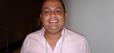 El alcalde de Cimitarra, Mario Fernando Pinzón, habló sobre los proyectos para su municipio.