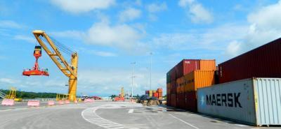 El proyecto lleva tres años en construcción, pero desde hace 24 meses se iniciaron las operaciones de cargue y descargue de crudo y carga seca.