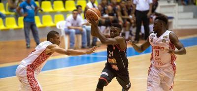 La división profesional de baloncesto aplazó la Liga II de 2016