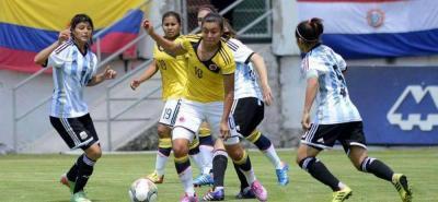 Entre las estrellas de la liga colombiana está Yoreli Rincón, la número 10 de la selección.