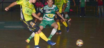 Real Bucaramanga afrontará hoy el partido de ida de las semifinales de la Liga Argos de Futsal ante Saeta Bogotá. El duelo será a las 6:00 p.m., en el Coliseo Bicentenario.