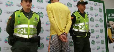 El capturado, de 30 años de edad, será procesado por el delito de acto sexual abusivo con menor de 14 años.