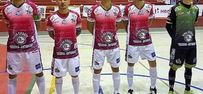 Taz Santander, el campeón vigente del microfútbol colombiano, buscará hoy avanzar a la final y revalidar su corona.