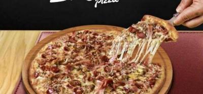 El restaurante ofrece al menos 46 sabores diferentes de pizza y panzarotti. Pronto incursionará la pizza Inglesa, con ingredientes como tocineta, queso azul, huevo de codorniz, papa y albahaca.