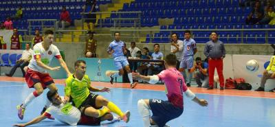 Real Bucaramanga, que viene de eliminar a Saeta de Bogotá, jugará su tercera final de la Liga Argos ante Atlético Dorada, que dejó en el camino a Alianza Urabá.