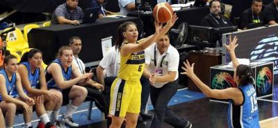 'Panchita': La santandereana que busca triunfar en el baloncesto de Estados Unidos