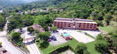 Esta es la sede actual de la universidad en San Gil. Sin embargo, dentro de los planes a futuro de la universitaria se encuentran construir la segunda etapa de infraestructura física y de laboratorios para las sedes y la consecución de infraestructura propia para la sede de Chiquinquirá.