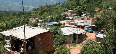 Barrio Nueva Colombia de Piedecuesta