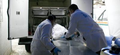 El cuerpo sin vida del menor de 15 años fue entregado ayer a la familia, en la morgue de Medicina Legal.