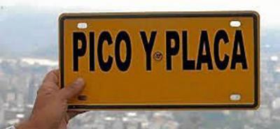 No se levantaría Pico y Placa durante esta temporada