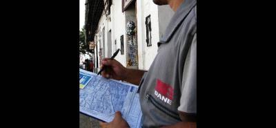 Desde junio de este año y durante 12 meses los encuestadores del Dane visitarán las viviendas.