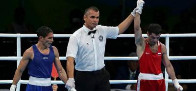 Boxeador colombiano recibiría medalla de bronce por dopaje de ruso en los Olímpicos