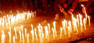 Niña de tres años resultó quemada en Santander en el día de las velitas