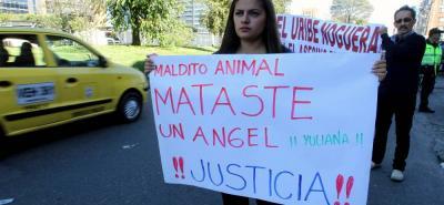 Convocan a plantón en Bucaramanga por violación, tortura y asesinato de niña de 7 años