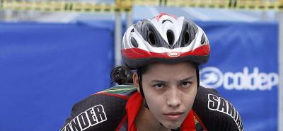 Medallista santandereana Ginely tiene cupo para mundial de Londres