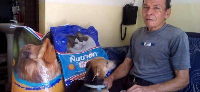 """Buscan voluntarios para ayudar al refugio de animales """"Don Clímaco"""""""