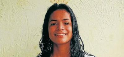 Deportista de Provincia: Astrid Vivian Cisneros Sampayo