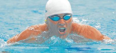 Deportista Paralímpico: Moisés Fuentes García