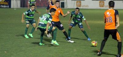 El equipo de la Universidad Autónoma de Bucaramanga se despidió del XXXV Torneo de la Cancha Marte, con una derrota 3-1 ante su similar de Lebrija, en el juego de cierre del Grupo B, en el cual ambos estaban sembrados para esta edición.