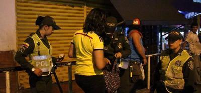 Durante la celebración de año nuevo ocurrieron 326 riñas en Bucaramanga