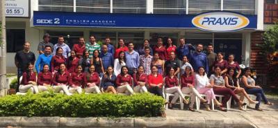 Lo que empezó como una academia de inglés que contaba con tan solo siete empleados hoy es un instituto que genera más de 170 empleos para la región, en sus tres sedes en Bucaramanga y en Barrancabermeja.