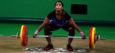 Nueve años después Leidy Solís recibirá medalla olímpica