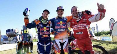 Estos fueron los ganadores del Rally Dakar 2017