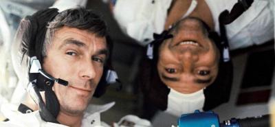 Murió Eugene Cernan, el último astrounauta en caminar en la Luna