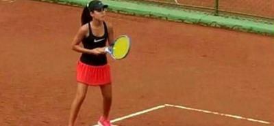 Empezó gira Cosat con santandereana María Padilla dentro de la Selección