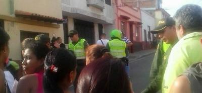 Asesinan a una mujer cerca a la cárcel Modelo de Bucaramanga