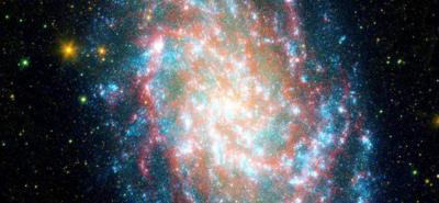 Vea por qué nuestra galaxia se mueve a 2 millones de kilómetros por hora