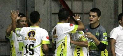 Real Bucaramanga perdió 4-2 ante Real Antioquia en la Superliga