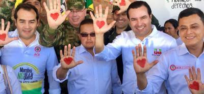 Se celebró el día Internacional del Reclutamiento Ilícito en Santander