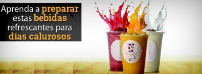 Bebidas hidratantes con sabor refrescante