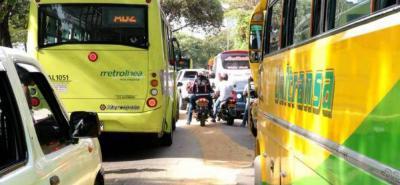 Este viernes cierran tramo de la carrera 33 en Bucaramanga
