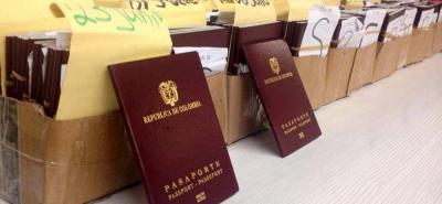 Luego de tramitar el pasaporte, son dos días hábiles para la entrega del mismo. Posteriormente, el plazo máximo es de seis meses antes de su destrucción.