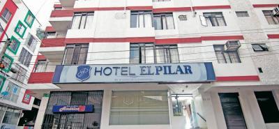 El hotel fue nombrado así en honor a la virgen del Pilar, patrona de Zaragoza, España.