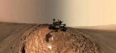 Conozca las nuevas evidencias de existencia de agua en Marte