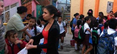Por robo en colegio de Bucaramanga, 312 niños se quedaron sin clases y almuerzos