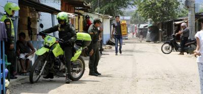 La mujer fue atacada por su agresor cuando transitaba a bordo de una motocicleta en el asentamiento humano Altos de Andina.