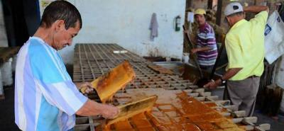Los derretideros perjudican de manera directa a los productores de Santander y Boyacá, los mayores paneleros de Colombia.