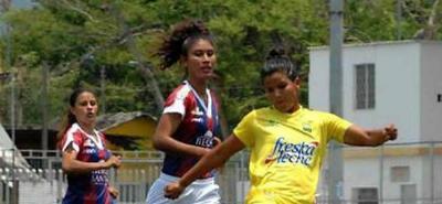 Atlético Bucaramanga consiguió su tercera victoria en la Liga Águila Femenina, tras derrotar, con tanto de Manuela González, 1-0 a Unión Magdalena.