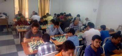 Durante tres días, sábado, domingo y lunes festivo, se disputó el Campeonato Departamental de Ajedrez por equipos, que tuvo a lo mejor del juego ciencia en acción con la participación de los Maestros Fide e Internacionales que tiene Santander en la actualidad.
