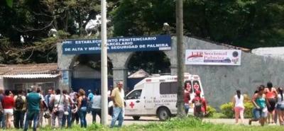 Riña al interior de la cárcel de Palmira deja al menos 35 heridos