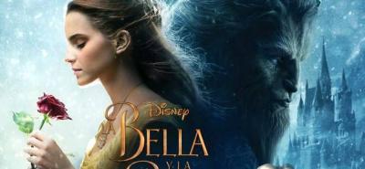 En medio de la polémica, 'La Bella y la Bestia' también ocupó el primer lugar en Colombia