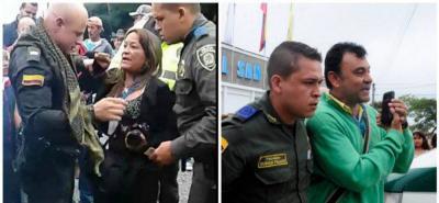 Investigarán a los policías que retuvieron a periodistas de La Patria