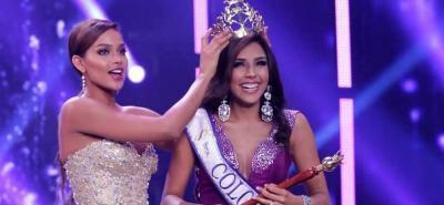 Así es Laura González, la Señorita Colombia que venció el 'bullying'