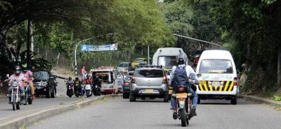 La Transversal Oriental se ha convertido en uno de los puntos más neurálgicos para la movilidad, debido al número de accidentes que ocurren semanalmente.